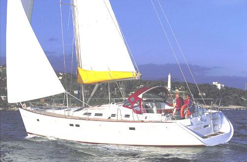 Beneteau Oceanis Clipper 473 Manufacturer Provided Image: Océanis Clipper 473