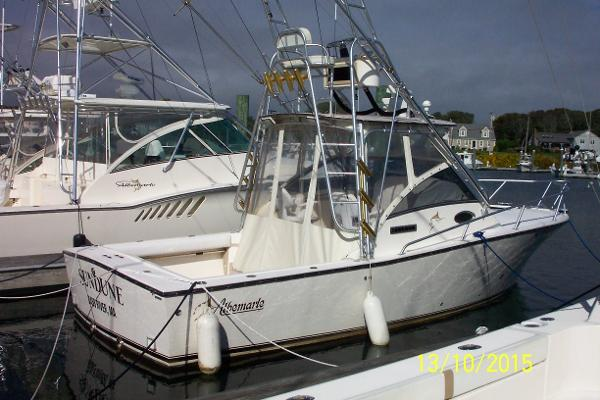 Albemarle 280 Express Fisherman View Starboard