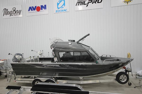 "Weldcraft 240 Maverick DV ""Great Lakes Edition"" On Order"