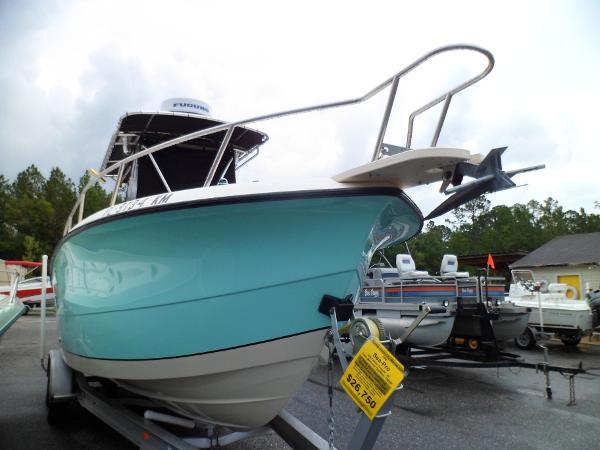 Sea Pro 255 CC