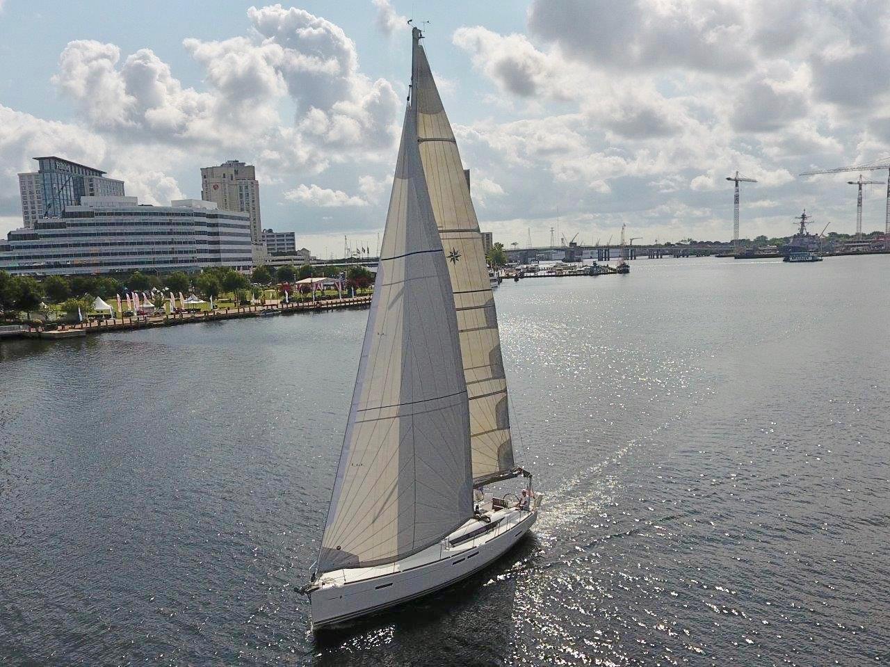 Jeanneau Sun Odyssey 439 Jeanneau 439 Sailing