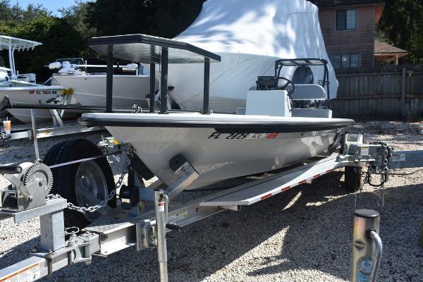 Maverick Boat Co. 17 HPX-S