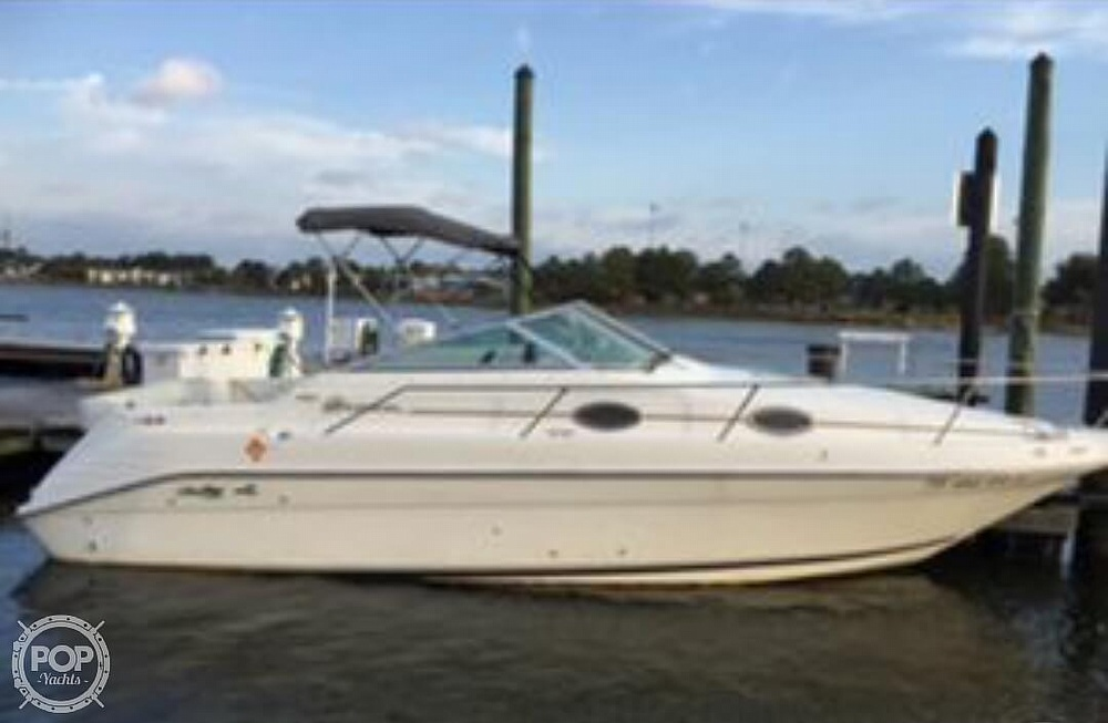 Sea Ray 250 Sundancer 1995 Sea Ray 25 for sale in Chesapeake, VA