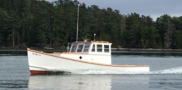 Downeast Lobster Yacht