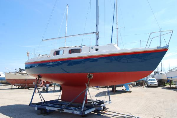 "Westerly Tiger 25 Westerly Tiger 25 ""Mahalia"""