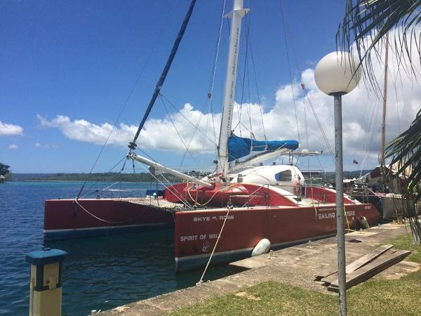Custom Chagos 55