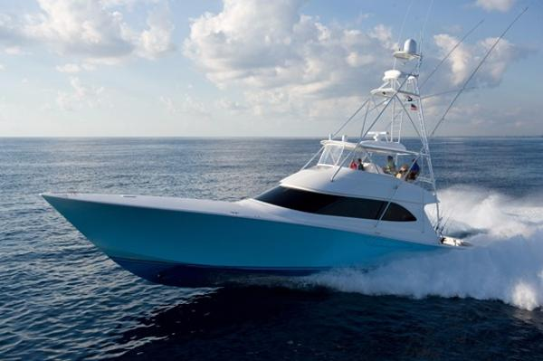 Viking Yachts 70 Convertible
