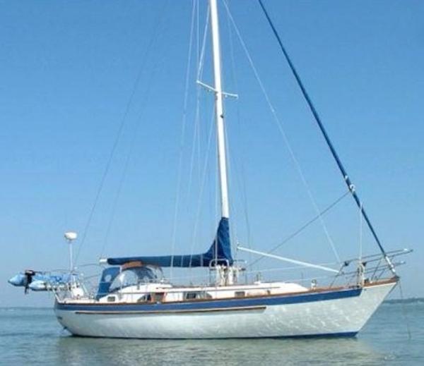 Slocum 43 Sister Ship