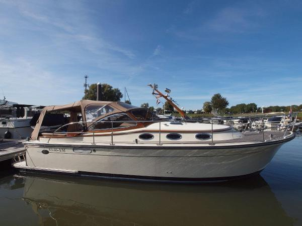 Interboat INTERCRUISER 34