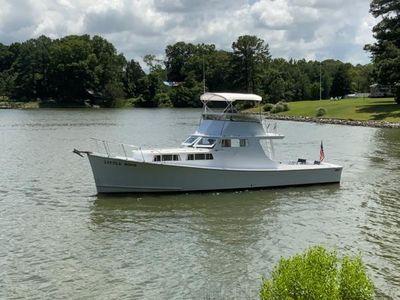 Custom Chesapeake Bay Deadrise 42