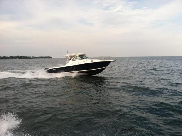 Pursuit 315 Offshore