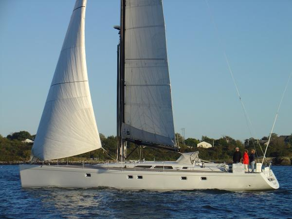Indigo Yachts Cruising Sailboat Profile