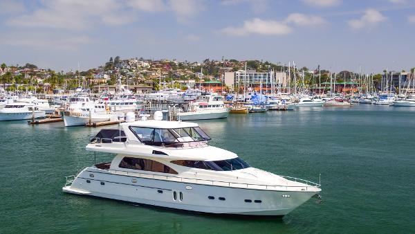 Horizon 73 Motor Yacht