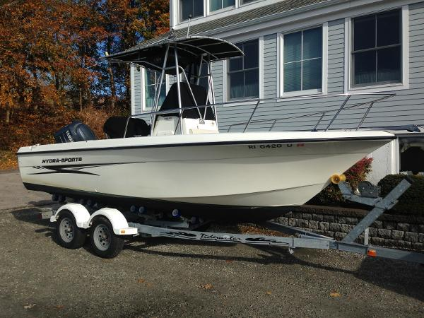 Hydra-Sports Lightning 212 CC Used 212CC Hydra-Sports Center Console For Sale Boat