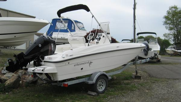 Bayliner 180 Element CC