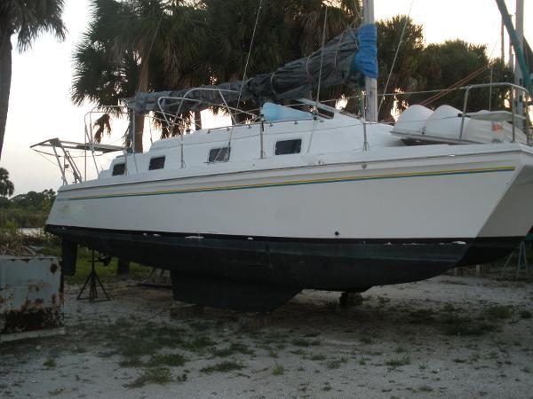 Endeavour Catamaran Endeavourcat 30 MkII