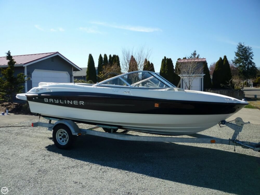 Bayliner 185 Bowrider 2013 Bayliner 185 BR for sale in Camano, WA