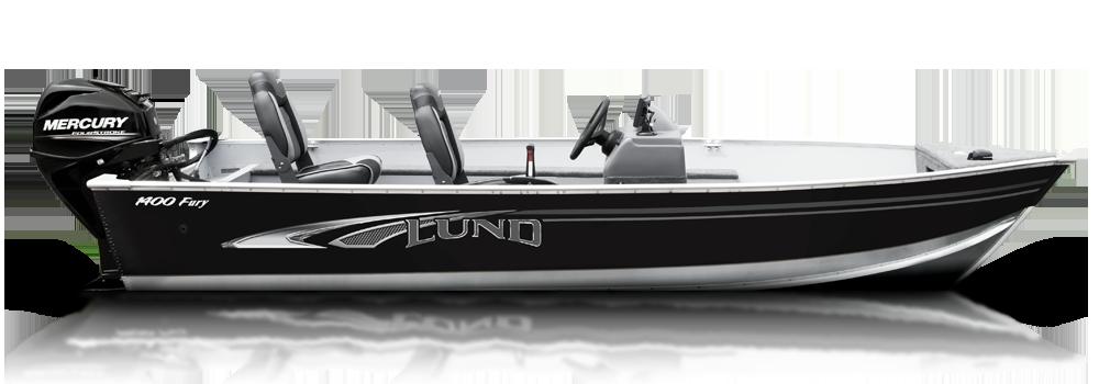 Lund 1400 Fury SS