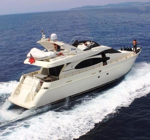 Azimut 70 Sea-Jet