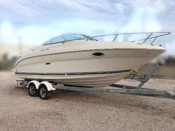 Sea Ray 250 Amberjack (without engine)