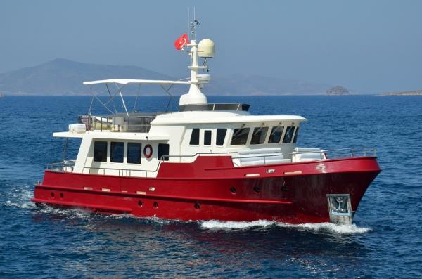 Vripack Trawler 1960