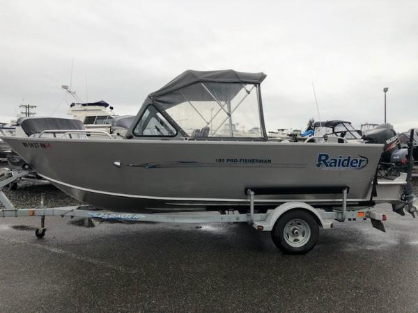 Raider 185 Pro Fisherman