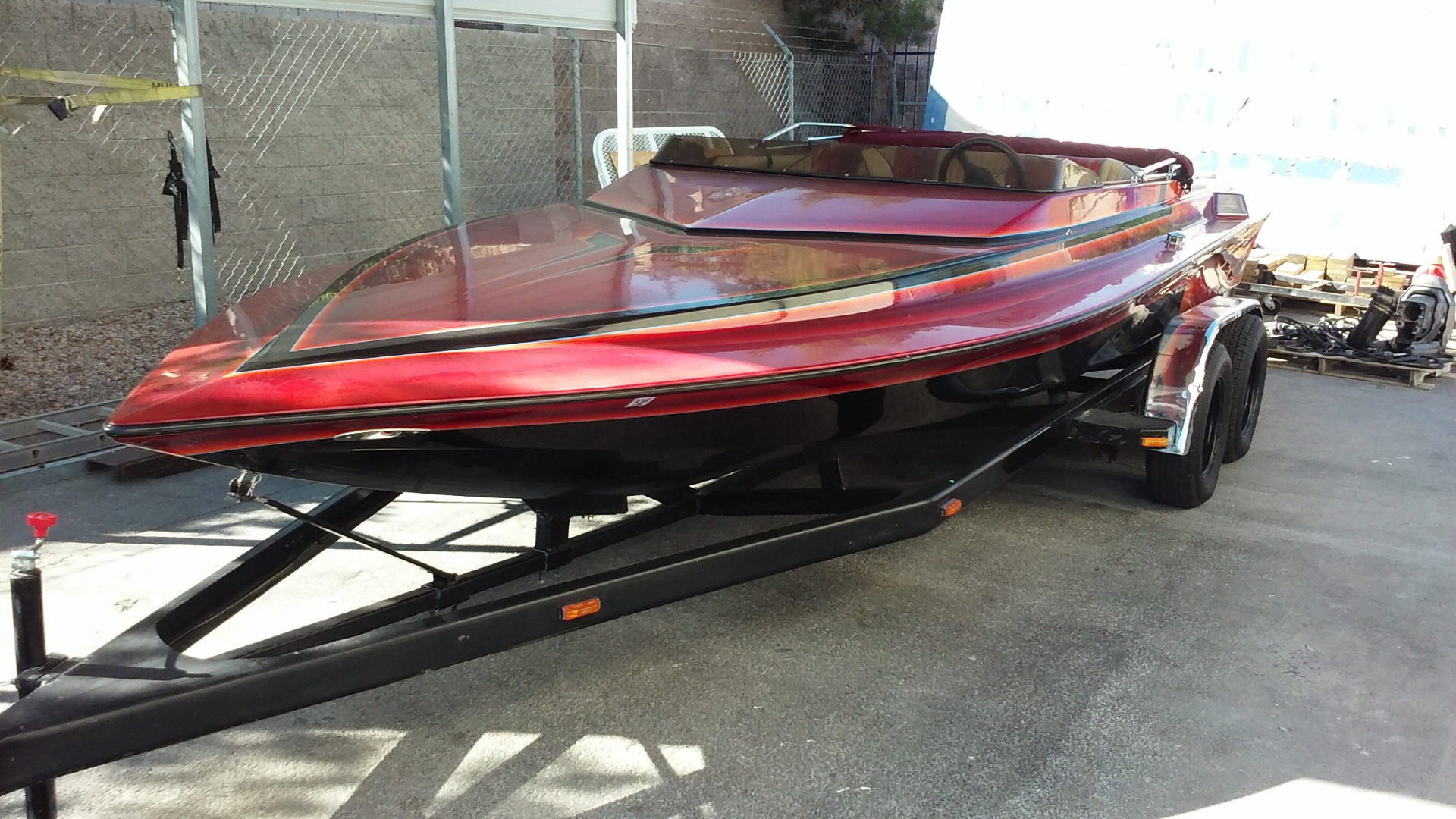 Carrera Boats 20.5 Elite