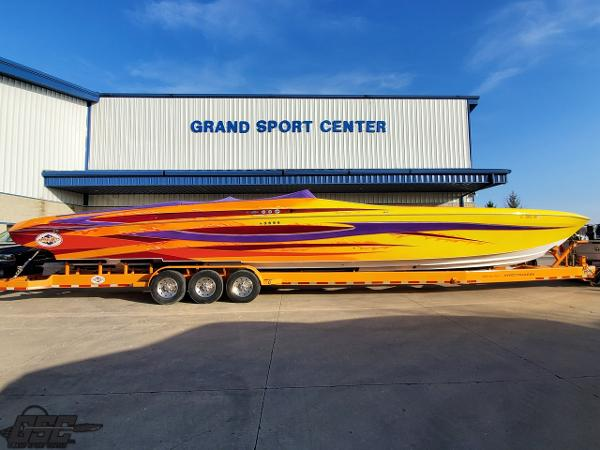 Outerlimits 51 Sport Yacht
