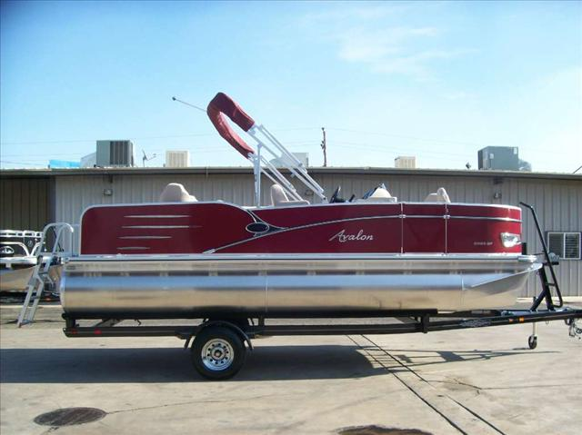 Avalon A Series Catalina Quadfish 20'