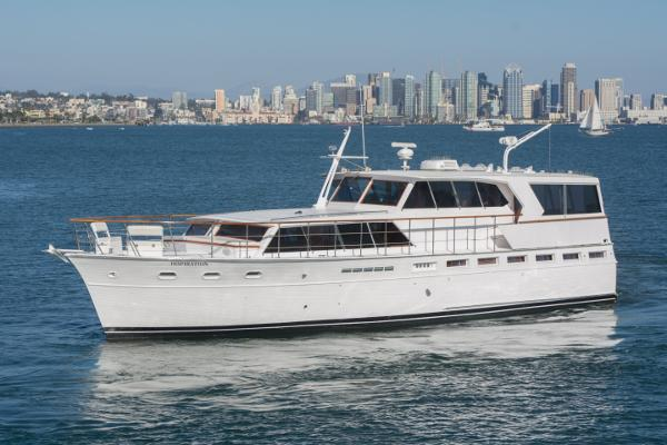 Pacemaker 60 Motor Yacht CURRENT COI