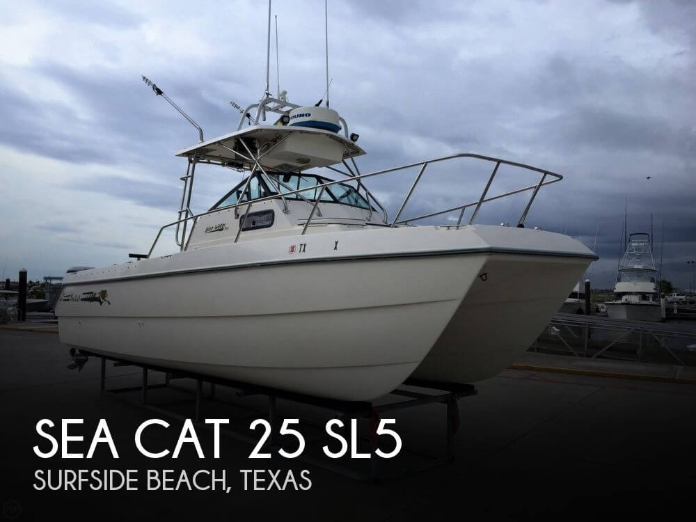 Sea Cat 25 SL5 1997 Sea Cat 25 SL5 for sale in Surfside Beach, TX