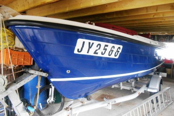 Orkney Vanguard 170 Hull Bow