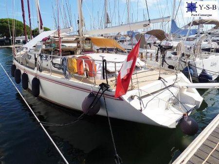Amel 55 review - boats com