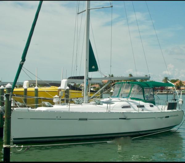 Beneteau 393 Spirit Guide