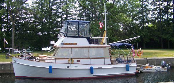 Grand Banks Trawler