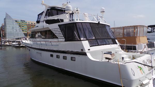 DeFever 57 Aft Cabin Motor Yacht