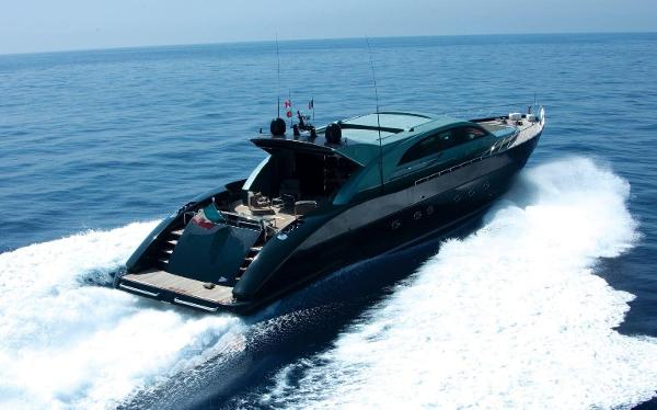 Tecnomar Velvet 35 Spirit of the C's Tecnomar Cruising