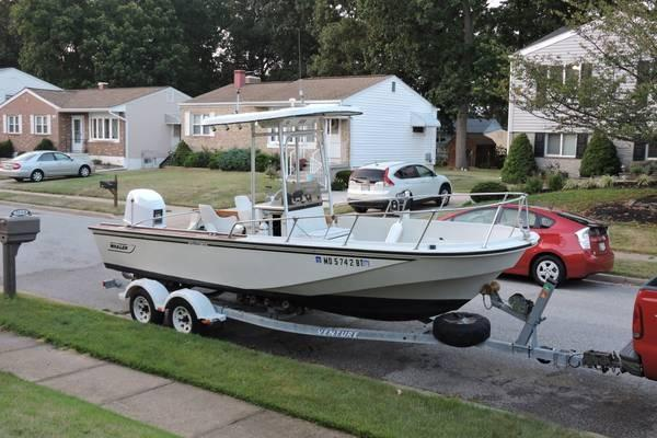 Boston Whaler 1985 Outrage 22