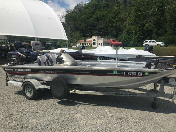 Bass Tracker Pro Team 175
