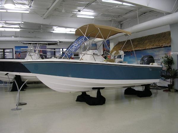 Edgewater 188 Cc Sister Ship
