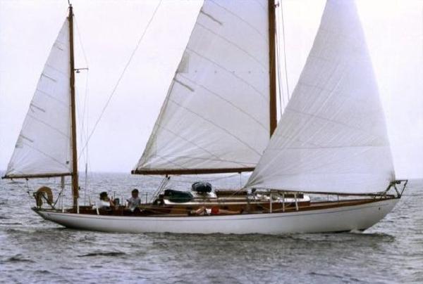 Concordia Yawl ENVOLEE