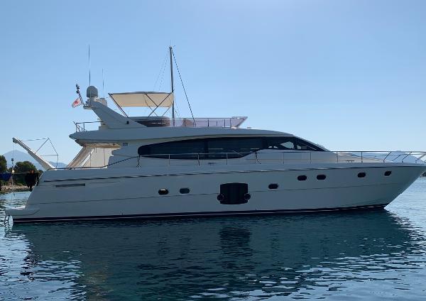 Ferretti Yachts 630 Ferretti Yachts 630