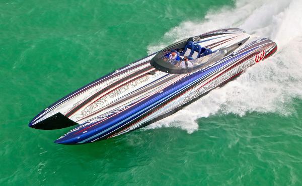Mystic Powerboats C4400