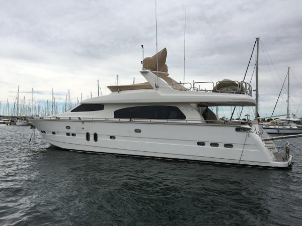 Horizon Elegance 76 New Line Side view