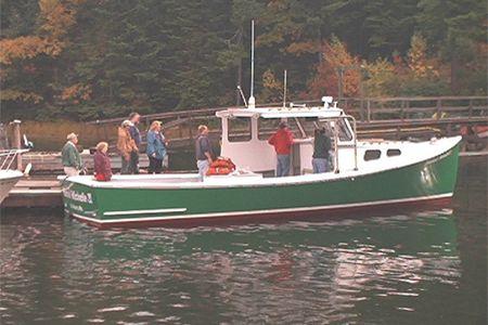 Novi Lobster Boats for Sale