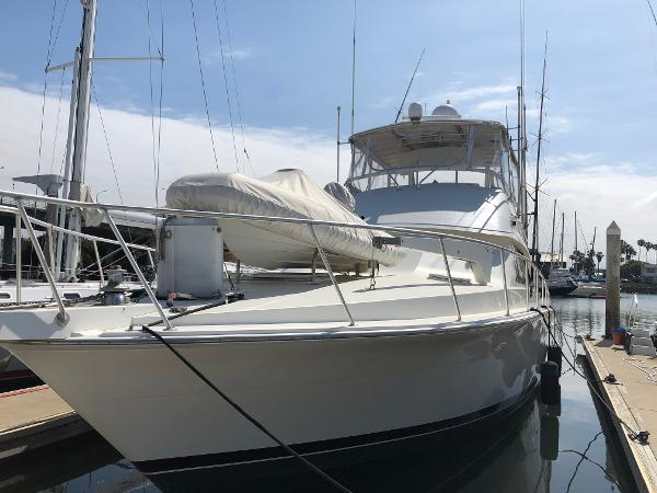 Bertram 50 Convertible Sport Fisherman Notorious Bertram 50