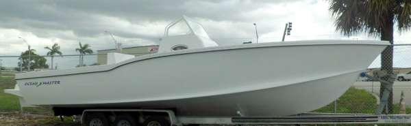 Ocean Master 336 Offshore Fishing Machine