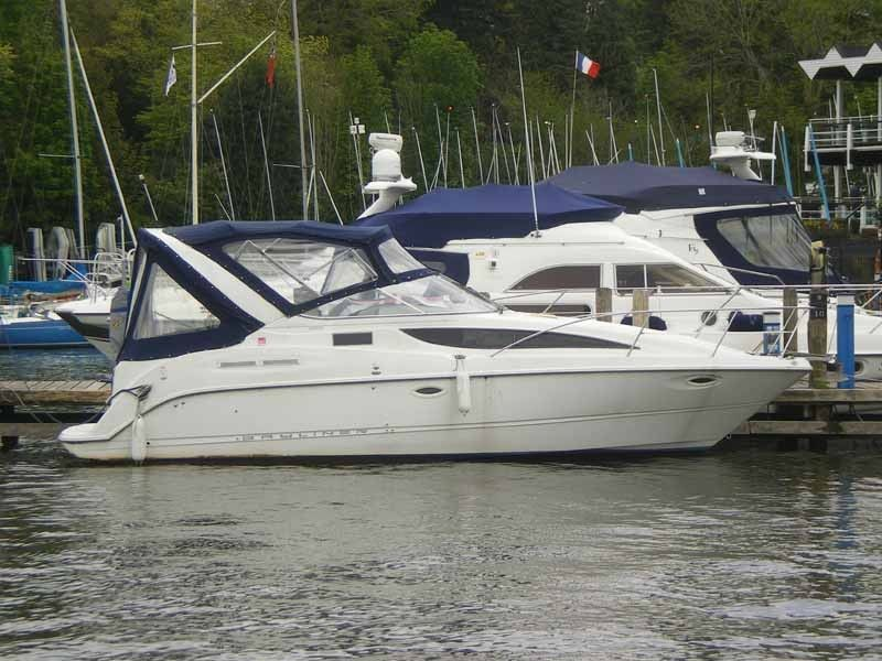 Bayliner 2855 ciera boats for sale page 3 of 3 for 2000 dollar cabin