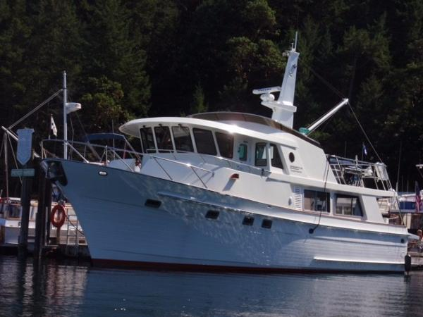 Integrity 496 CE NW Pilothouse