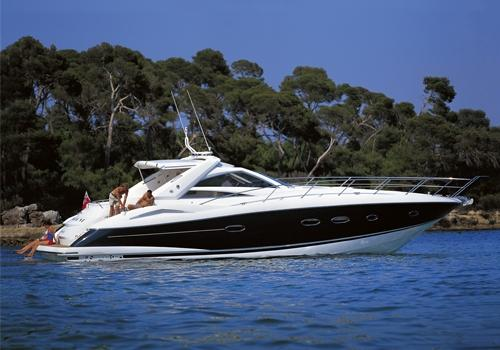 Sunseeker Portofino 53 Manufacturer Provided Image: Running